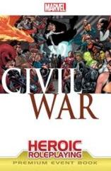 Marvel Heroic Civil War - Prem. event
