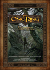 The One Ring RPG  - Adventures Over the Edge of the Wild Box Set