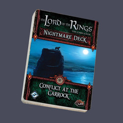 Lord of the Rings: The Card Game - Conflict at Carrock Nightmare Deck
