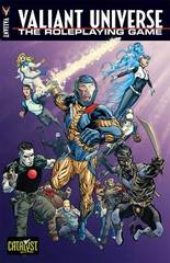 Valiant Universe - The Roleplaying Game Core Rulebook