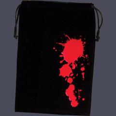 FF Dice Bag - Blood