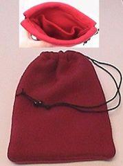 GHGG - 2 Pkt Fleece - Red