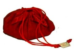 GBG Dice Bag - Mini Combo Lutus - Cherry