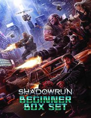 Shadowrun 5th Edition: Beginner Box