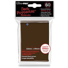Ultra Pro Deck Protectors - Brown (50ct.)