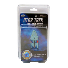 Attack Wing: Star Trek - U.S.S. Prometheus Federation Expansion Pack
