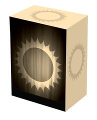 Deckbox - Super Iconic Sun