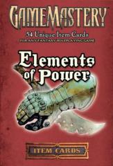 GameMastery Elements of Power Item Deck