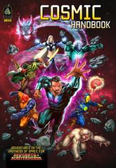 Nutants & Masterminds - Cosmic Handbook