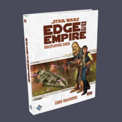 Star Wars - Edge of the Empire - Core Rulebook