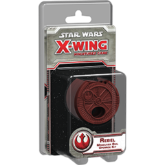 Star Wars X-Wing: Maneuver Dial Upgrade Kit - Rebel