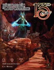 13th Age: High Magic & Low Cunning