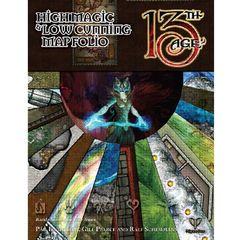 13th Age: High Magic & Low Cunning Map Folio