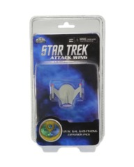 Star Trek Attack Wing - Romulan I.R.W. Gal Gath-thong Expansion Pack