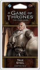 A Game of Thrones - The Card Game (Second Edition)  True Steel