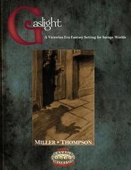 Savage Worlds - Gaslight Victorian Fantasy