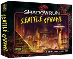 Shadowrun 5th - Seattle Sprawl Boxset