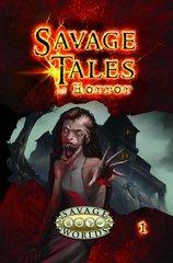 Savage Tales of Horror - Vol. 1
