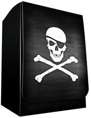 Deck Box - Pirate Flag