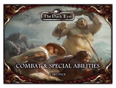 The Dark Eye RPG - Combat & Special Abilities Card Pack