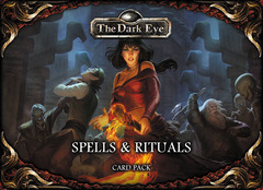 The Dark Eye RPG - Spells & Rituals Card Pack