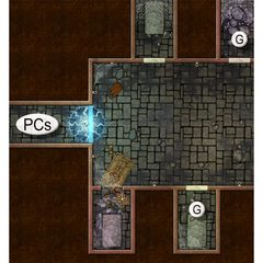 13th Age RPG: The Crown Commands Map Folio