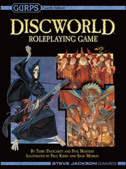 Discworld 2nd Ed. Hardback