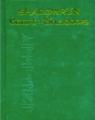 Shadowrun - Court of Shadows - LE