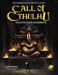 Call of Cthulhu 7th : Investigator Handbook