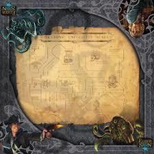 Elder Sign - Museum Gamemat