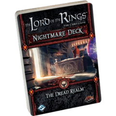 Lord of the Rings: The Card Game: The Dread Realm Nightmare Deck