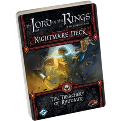 Lord of the Rings: The Card Game: The Treachery of Rhudaur Nightmare Deck