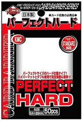 KMC Perfect Hard Sleeves (50ct)