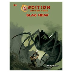 5th Edition Adventures: A2 - The Slag Heap