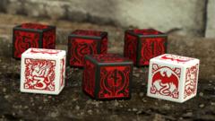 Dragon Age - Dice Set
