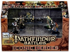 Pathfinder Battles: Iconic Heroes Set #4