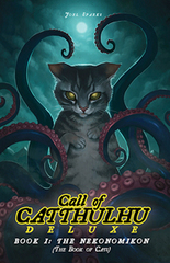 Call of Catthulhu - Book I The Nekonomikon