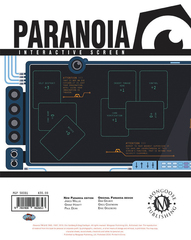 Paranoia RPG: Interactive Screen