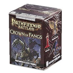 Pathfinder Battles: Crown of Fangs Booster