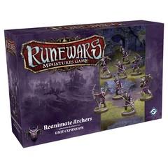 Runewars Miniatures Game: Reanimate Archers