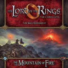 Lord of the Rings LCG - The Mountain of Fire