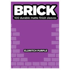 Legion - Brick Sleeves Eldritch Purple (100)