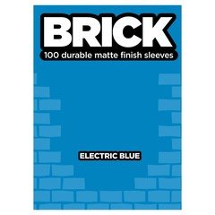 Legion - Brick Sleeves Electric Blue (100)
