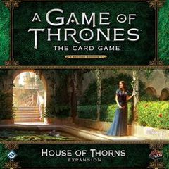 A Game of Thrones - The Card Game (Second Edition) - House of Thorns
