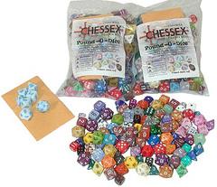 Chessex - Pound o Dice