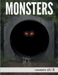 Chill - 3rd Edition - Monsters