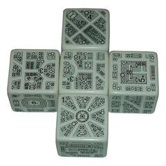 DungeonMorph Dice - Cities Set