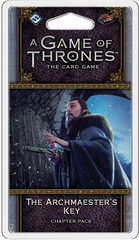 A Game of Thrones LCG: 2nd Edition - The Archmaester`s Key Chapter Pack