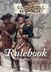 Colonial Gothic - 3rd Edition Core Rulebook