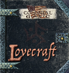 Colonial Gothic - 3rd Edition Lovecraft